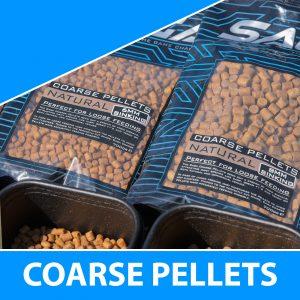 Coarse Pellets